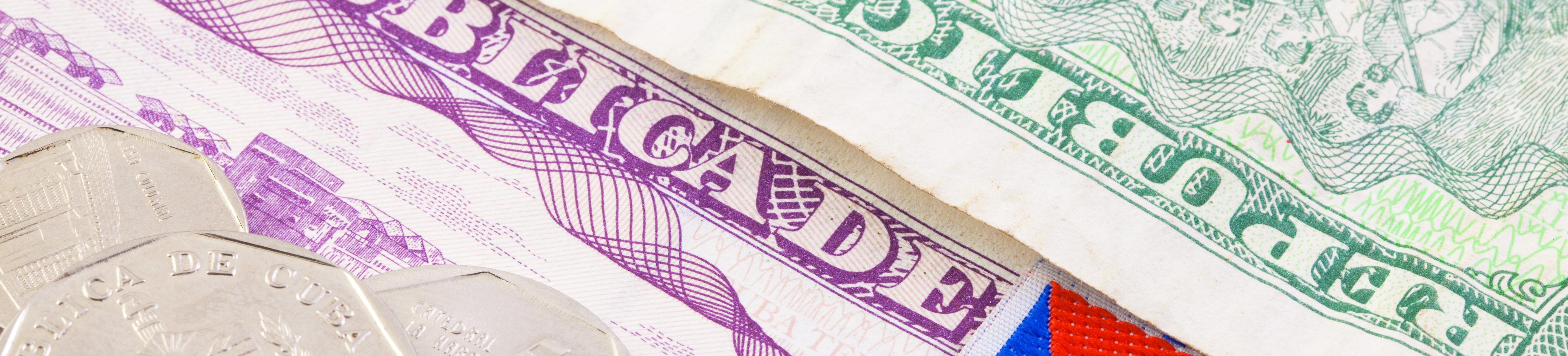 La monnaie à Cuba