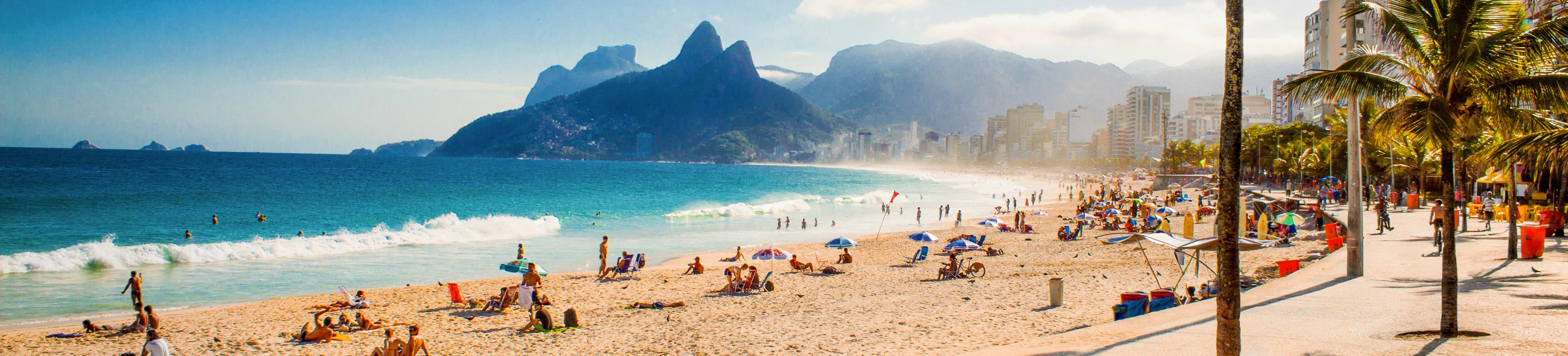 Aller au Brésil pas cher