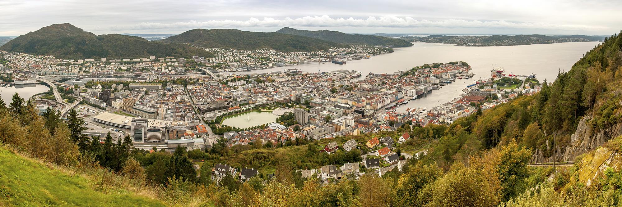 Croisière à Bergen