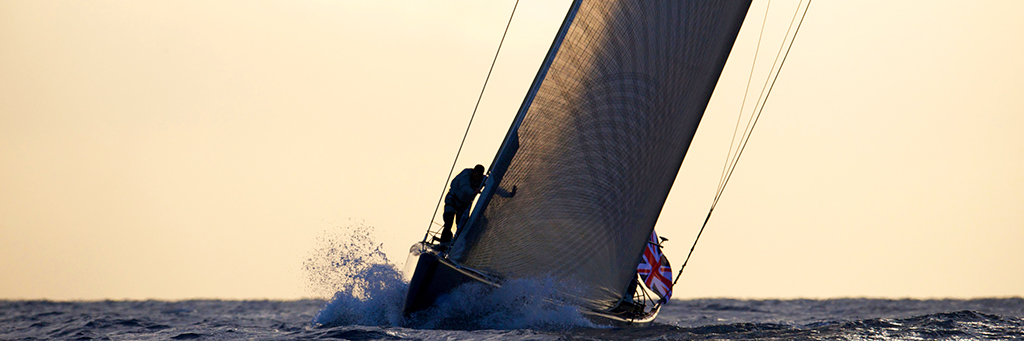Croisière sur un bateau de l'America's Cup