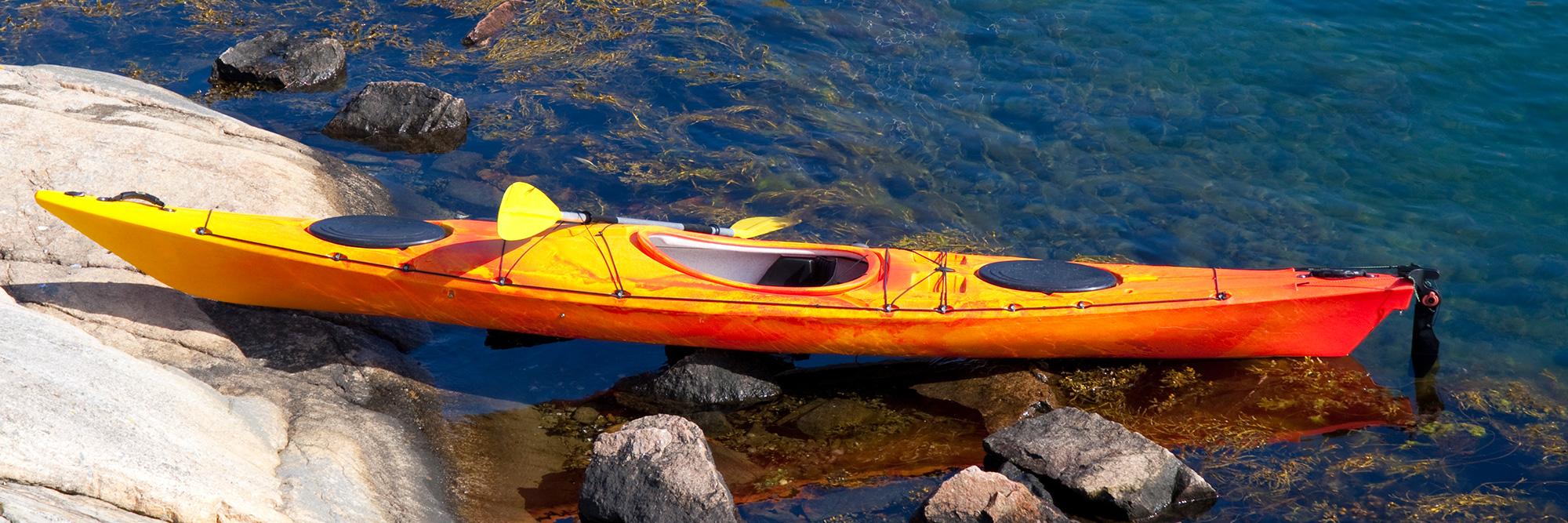Kayak à Flam
