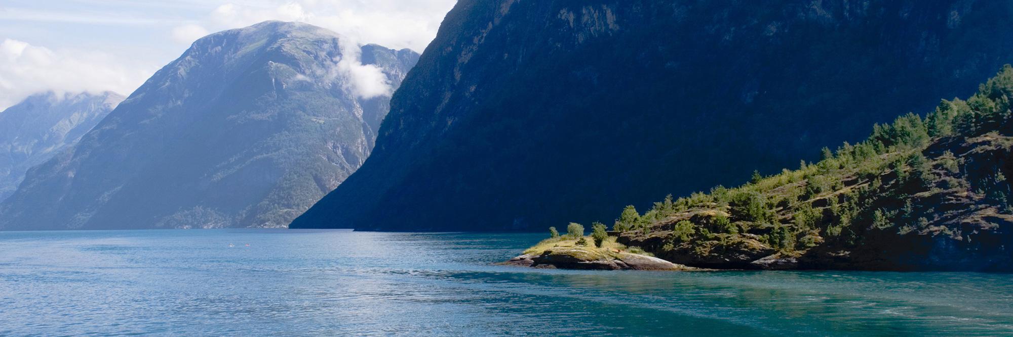 Le Geirangerfjord en Kayak !