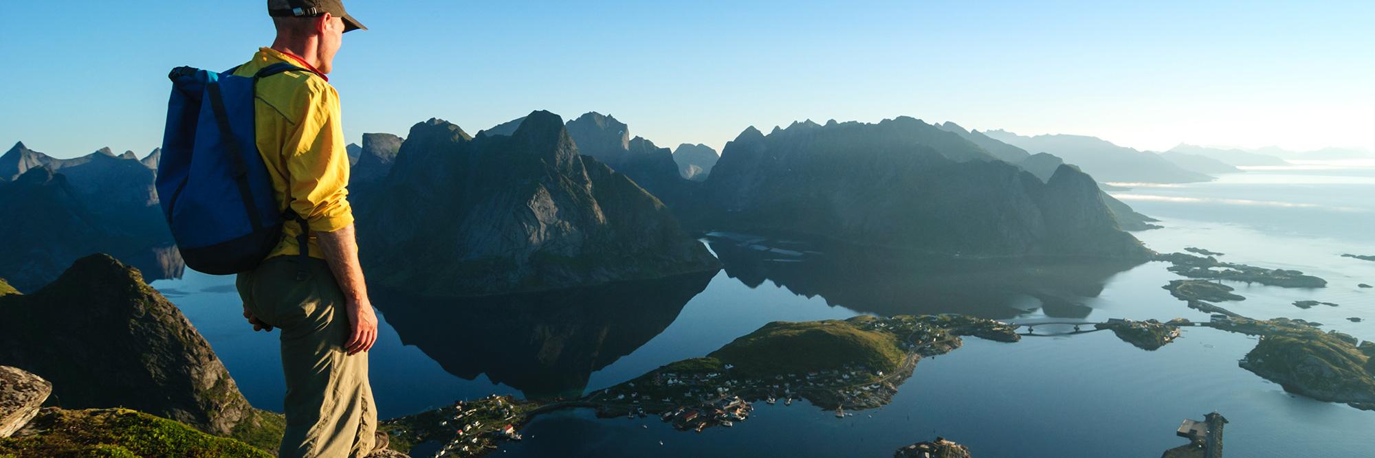 Randonnée au cœur des Lofoten