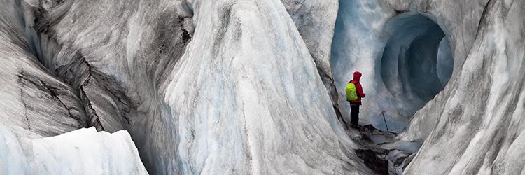 Randonnée sur le glacier Sólheimajökull