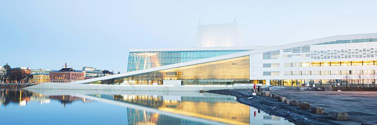 Survol d'Oslo en hydravion