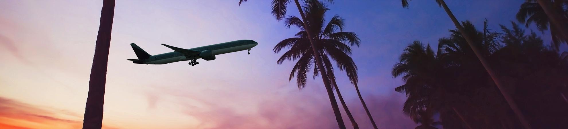 Aller à Bali en avion