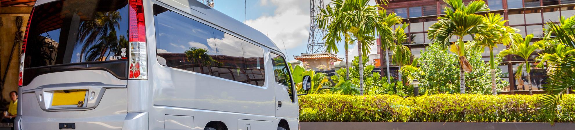 Aller à Bali en bus