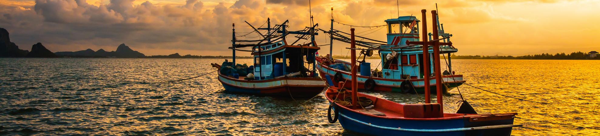 Aller au Pérou en bateau