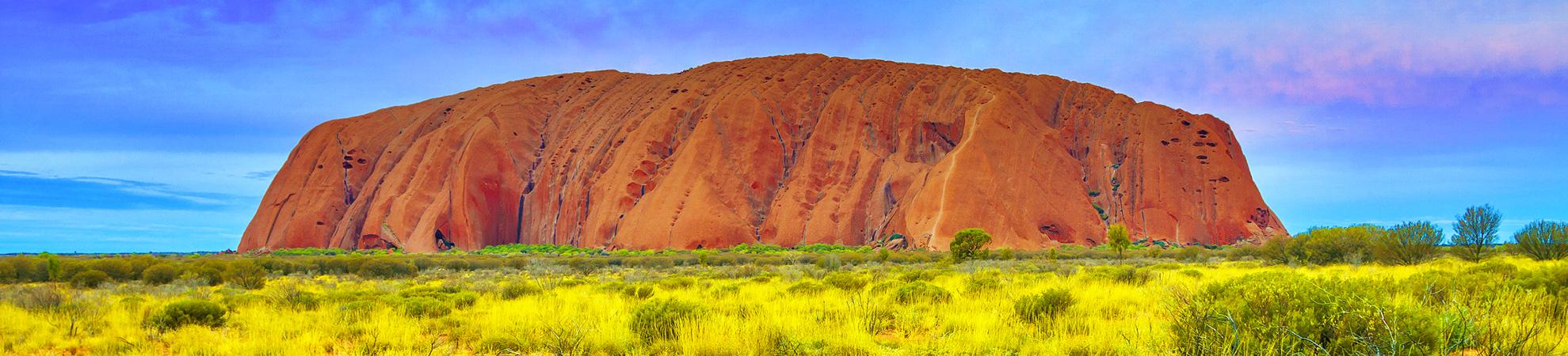 Découvrir le Mont Uluru
