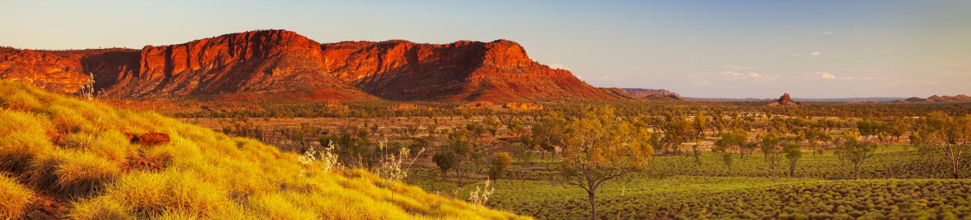 Paysages de l'Australie