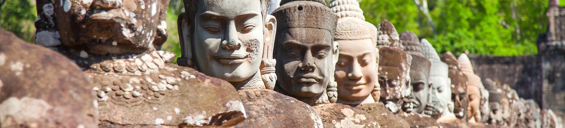 Cambodge quand partir : pourquoi le mois de novembre est la meilleure période de faire un voyage au Cambodge et Vietnam