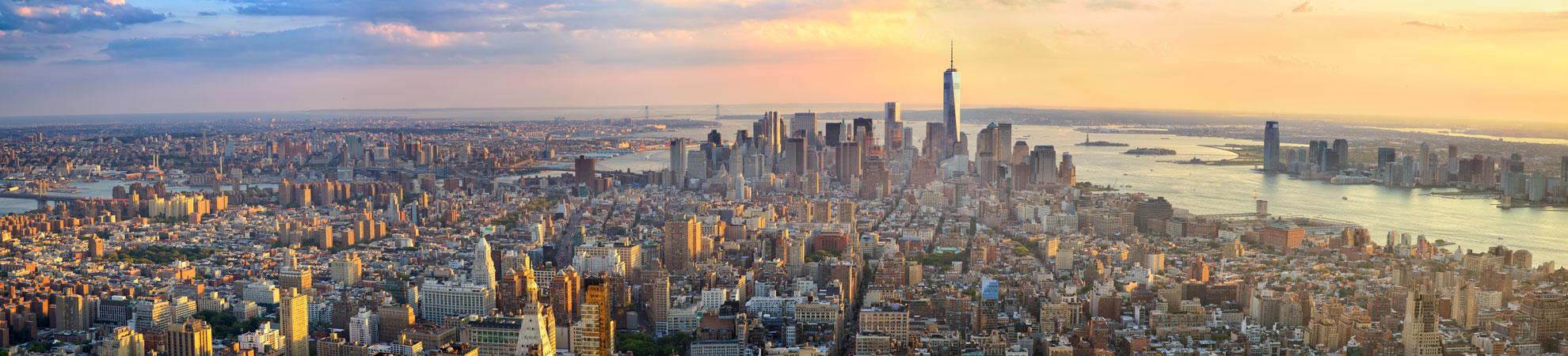 Faire un circuit à New York, magnifique ville des Etats Unis