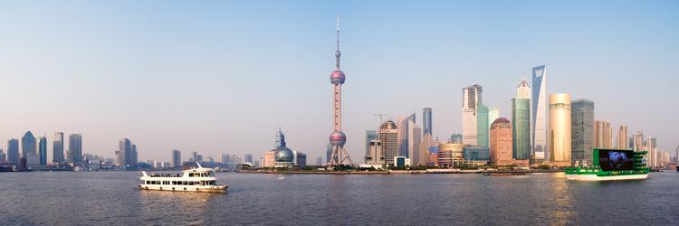 Balade en Side Car à Shanghai