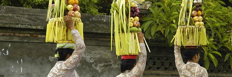 Le traditionnel Ubud