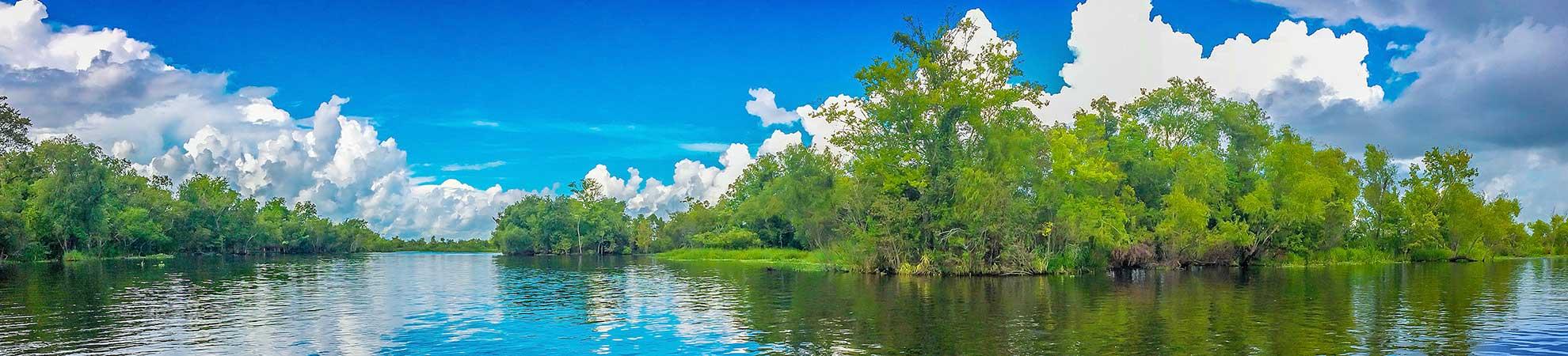 Combiné Floride Louisiane