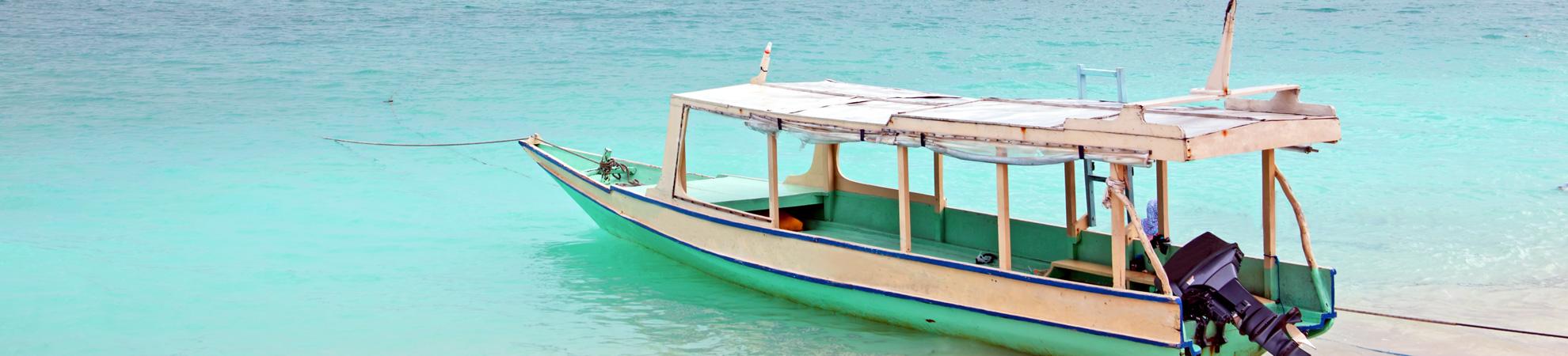 Comment aller en Indonésie en bateau