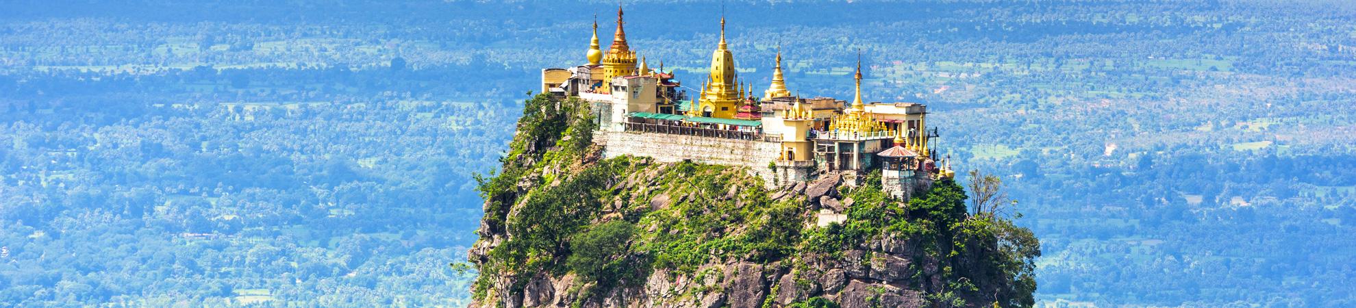 Comment bien préparer son circuit en Birmanie ?