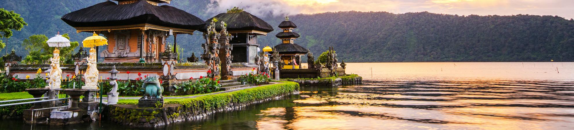 Comment se rendre à Bali