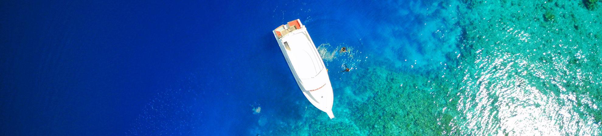 Les Maldives en croisière