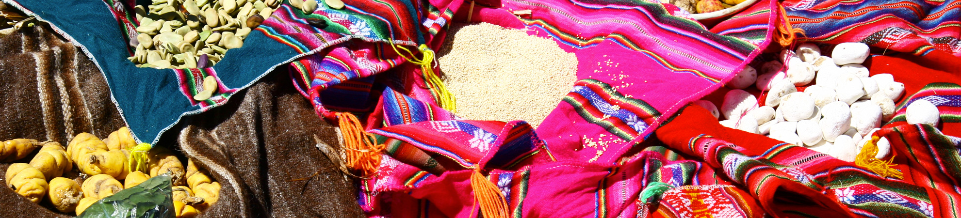 Culture du Pérou