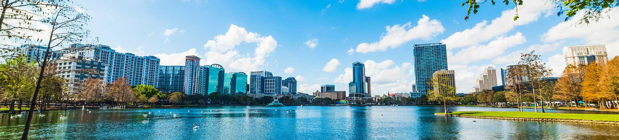 Distance Miami Orlando Floride