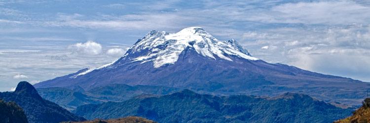 Santa Lucia Volcan Antisana
