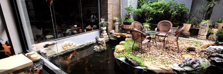 Aroma Tea House (Jing Guan Ming Lou) - Guilin