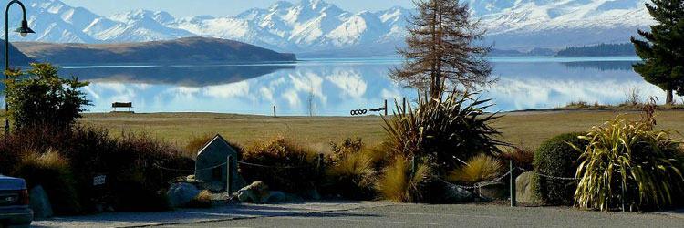 Lake Tekapo Scenic Resort - Lac Tekapo
