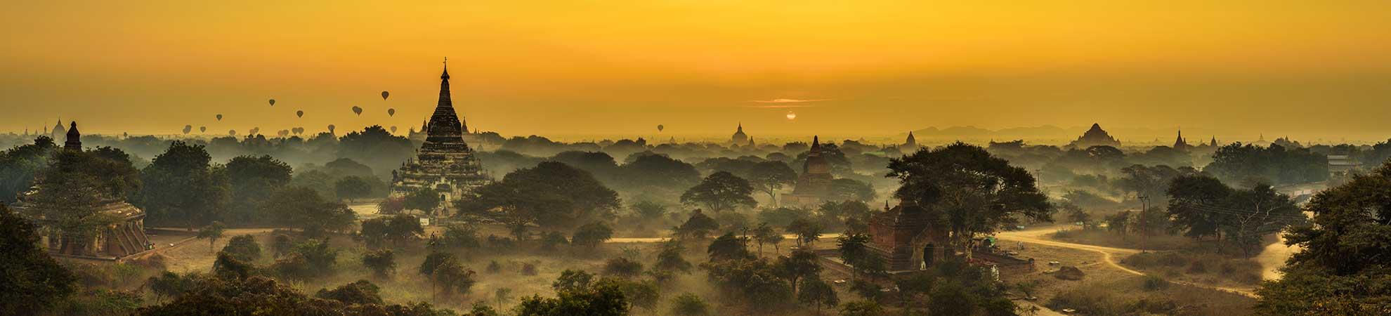 Guide Birmanie