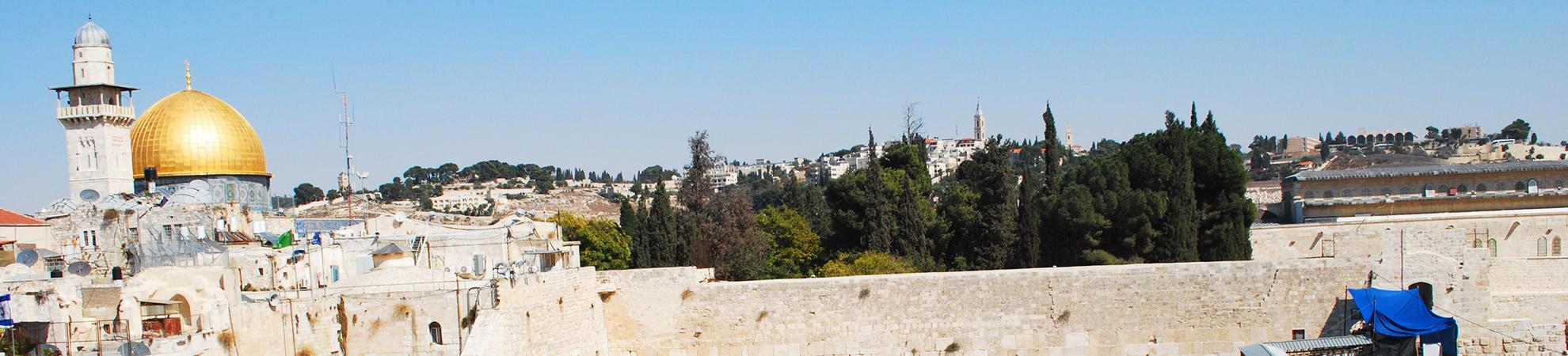 Voyage Jerusalem
