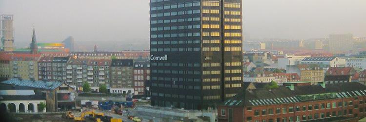 Comwell Aarhus - Arhus
