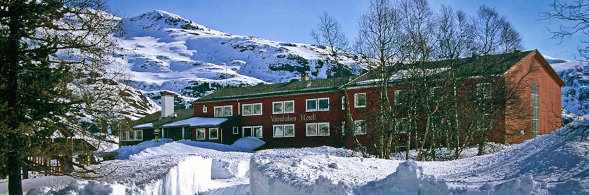 Hotel de montagne Vatnahalsen - Myrdal