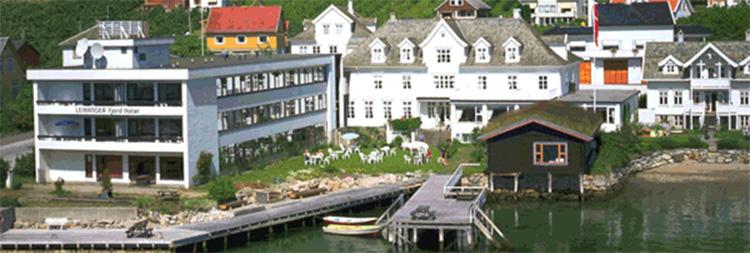 Hotel Leikanger Fjordhotel - Leikanger