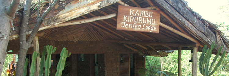 Kirurumu Manyara Lodge - Lake Manyara National Parc