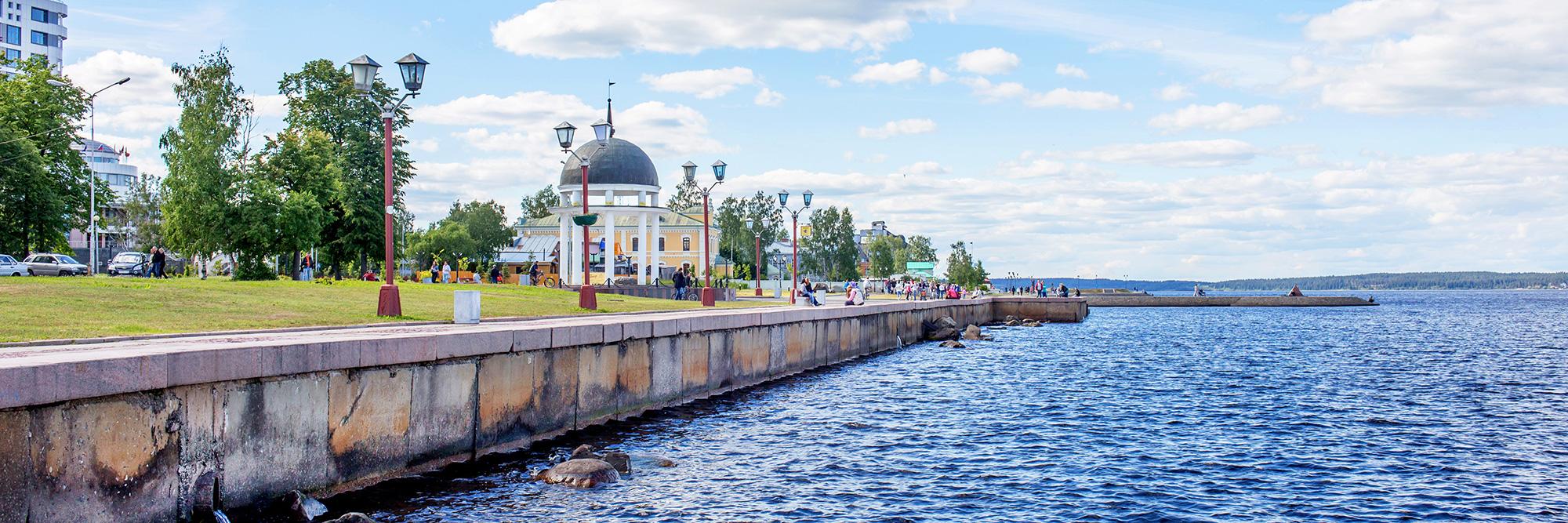 Onejsky Zamok- Petrozvodsk