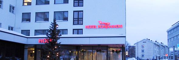 Rantasipi Hotel Pohjanhovi - Rovaniemi