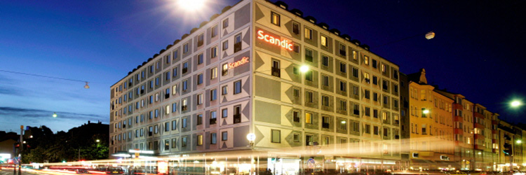 Scandic Hotel Malmen - Stockholm