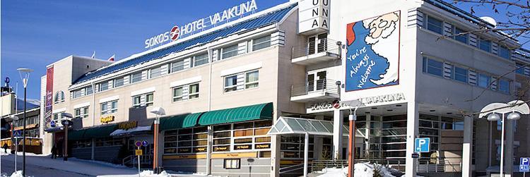 Sokos Hotel Vaakuna - Rovaniemi