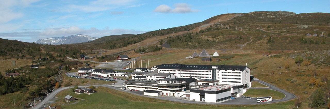 Storefjell Resort Hotel - Valdrès