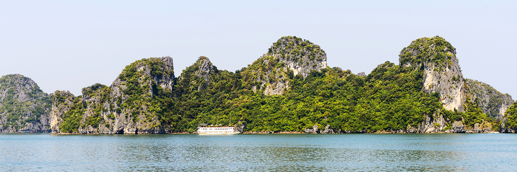 Jonque Image - Baie d'Halong