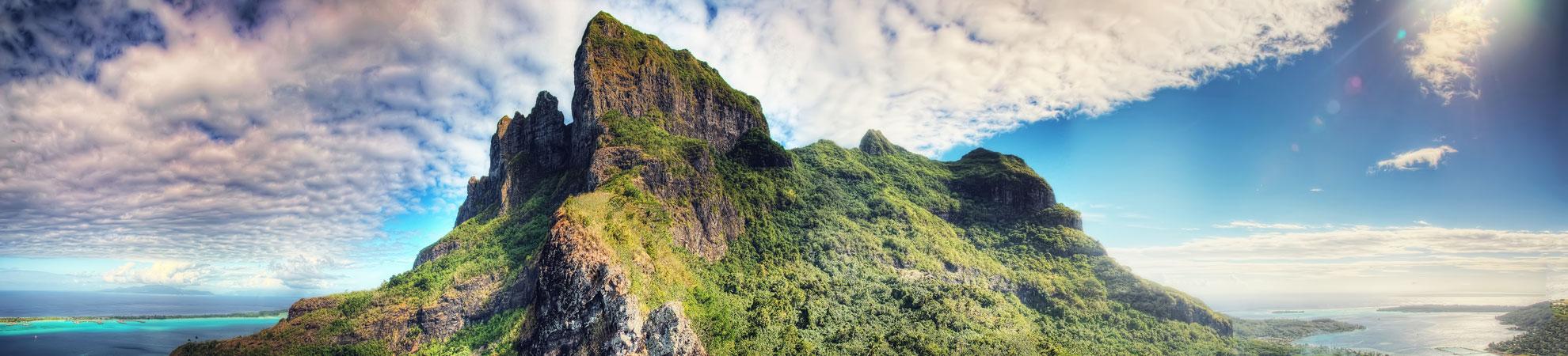 La population de la Polynésie