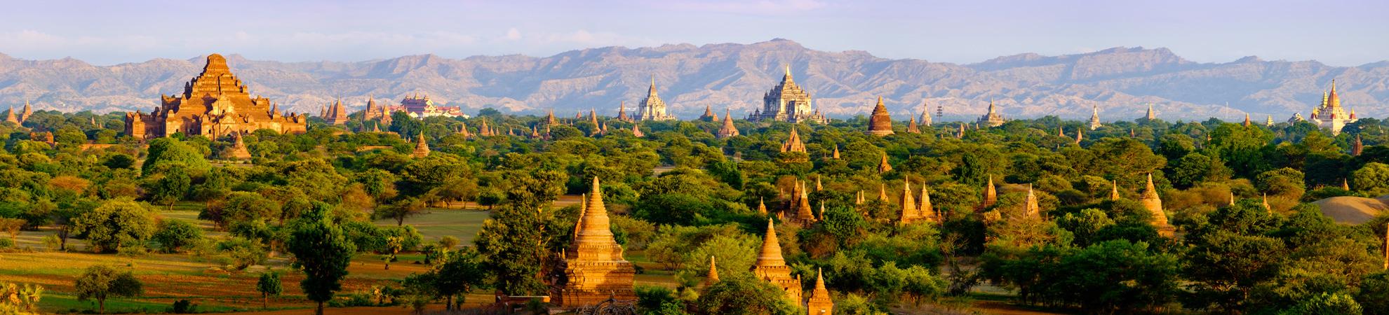 incontournables en Birmanie