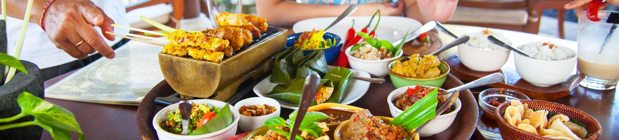 Les spécialités culinaires à Bali