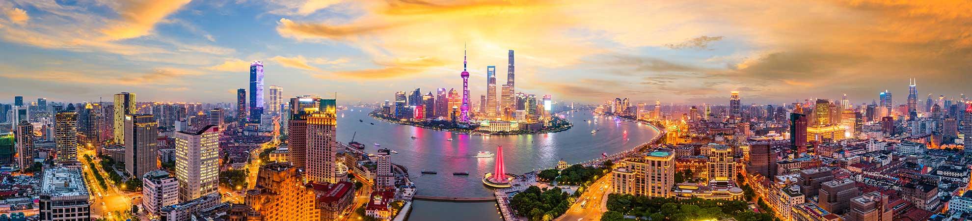 Météo en Chine