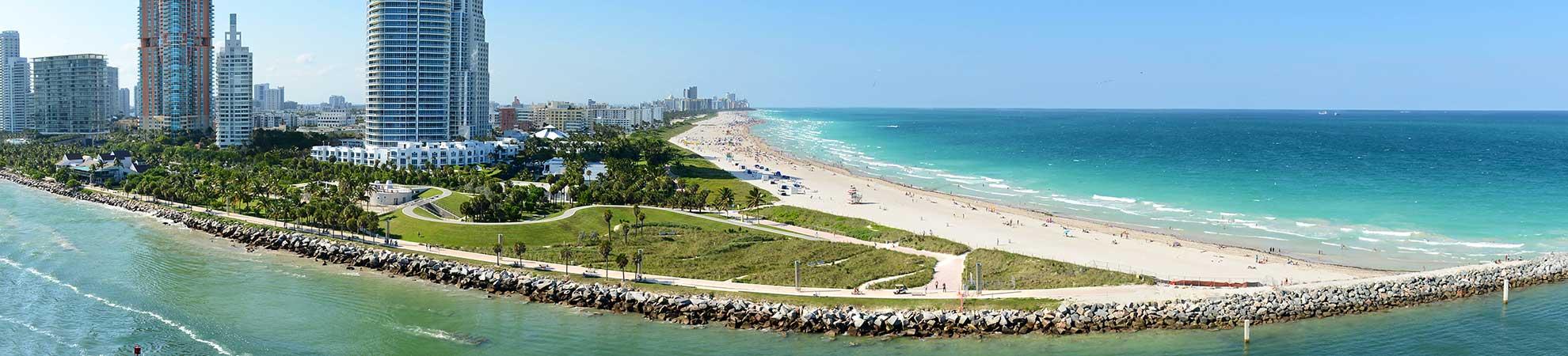 Miami Beach Plage