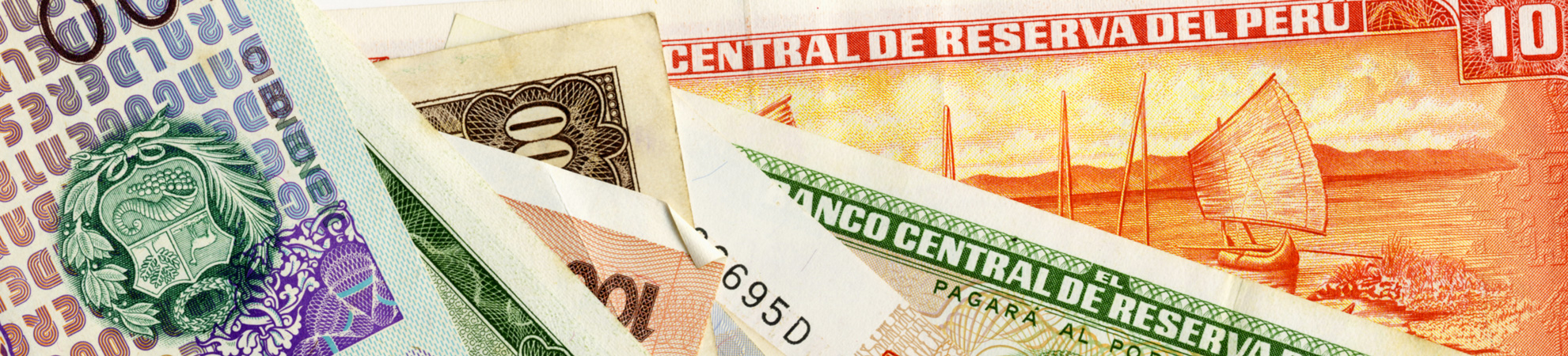 Monnaie au Pérou