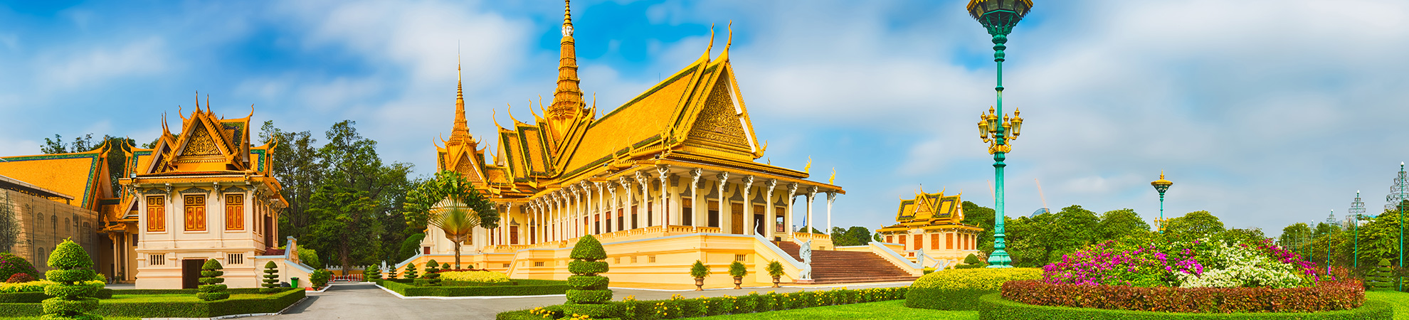 Phnom Penh, Angkor, Siem Reap et les autres richesses du monde à ne pas manquer au pays de Cambodge