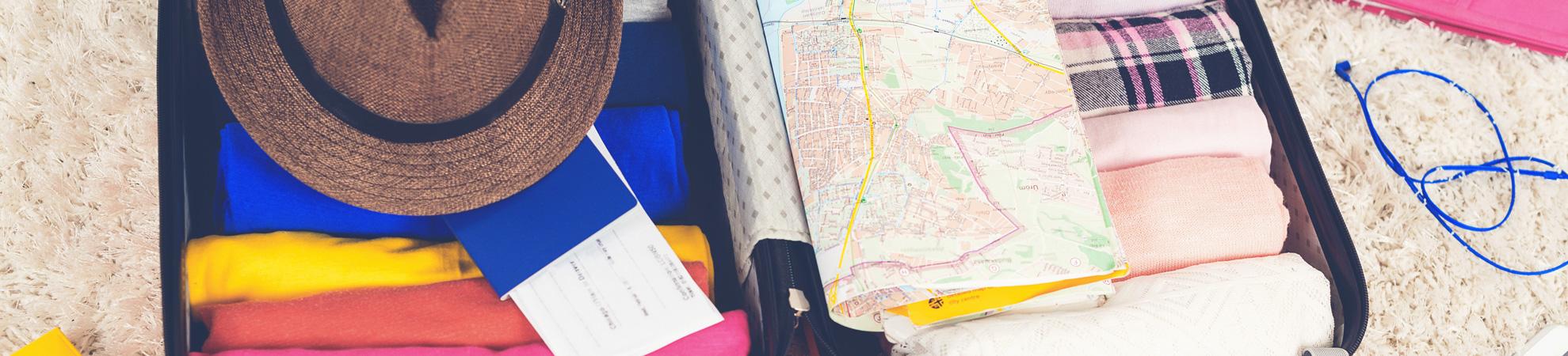Préparer sa valise pour un circuit au Costa Rica