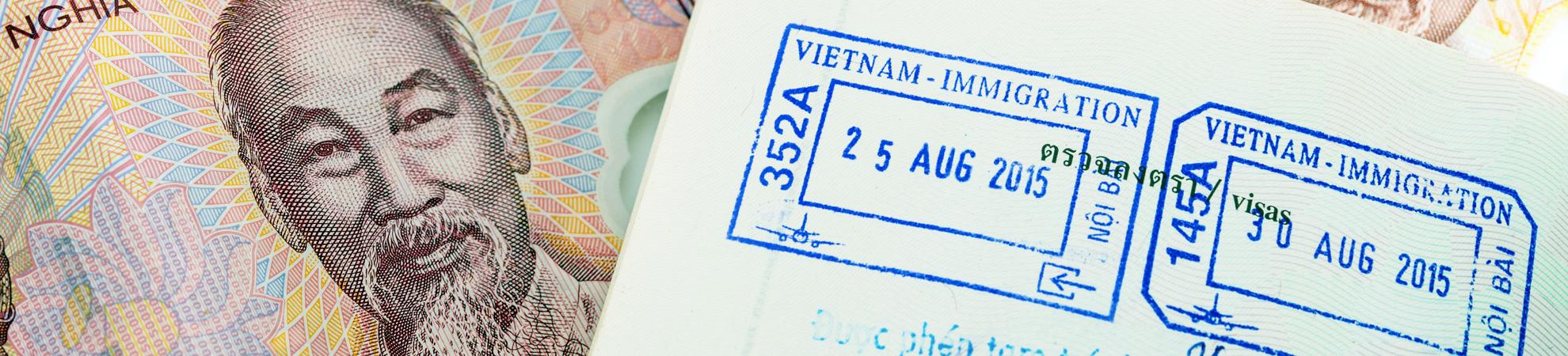 Quelles sont les formalités administratives pour un circuit au Vietnam ?