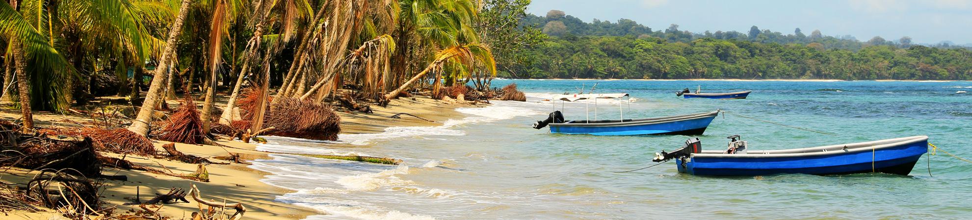 Se rendre au Costa Rica par bateau